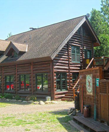 Big Bear Lodge on Minnesota's Gunflint Trail